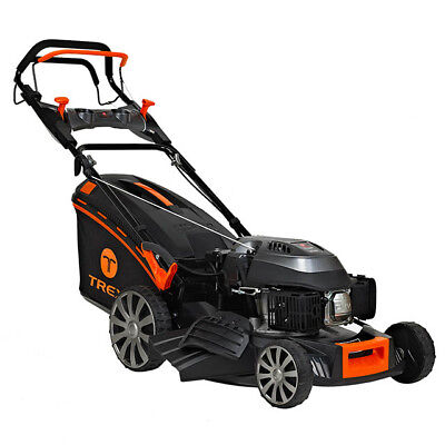 Trex Lawn Mower 21 Inch Self Propelled With E-Start