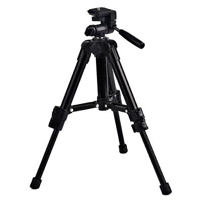 Hot! Flexible Portable Aluminum Camera Tripod Stand Supports For Canon Nikon Cam