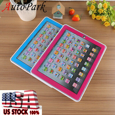 Baby Tablet Educational Toys Girls Toy For 1 3 Year Old Toddler