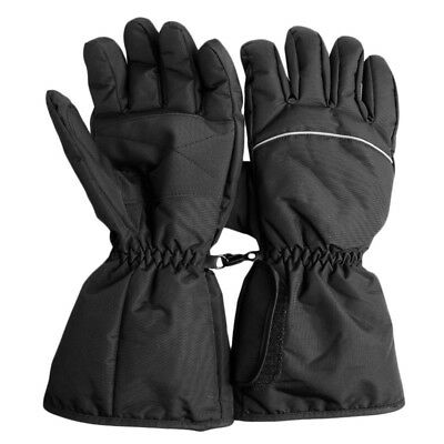 New heated thermal gloves men & women - electric battery operated heating gloves