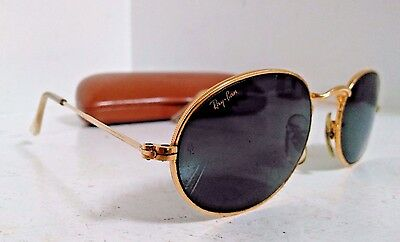 VINTAGE -  Bausch & Lomb RAYBAN Sunglasses - NICE!!!
