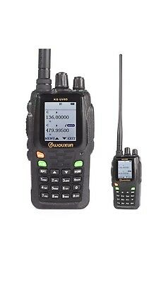 Wouxun KG-UV8D Dual-Band 134-174/400-520MHz Repeater Two-way Radio In Australia
