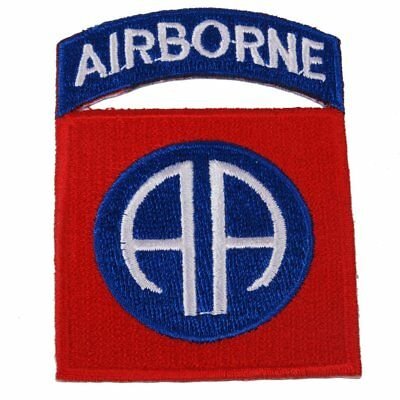 Ww2 Us Army 82Nd Airborne Division Patch Paratrooper Shoulder Patch Badge
