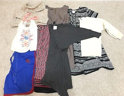 👗Bundle Lot of 8 Women Dress Tops Sweater Fit Size M/6-8 BNN Aber WhiteHouse 👚