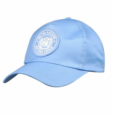 Us United Nations Army Peacekeeping Force Baseball Cap Hat