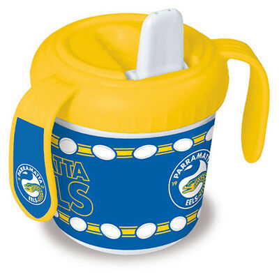 Parramatta Eels NRL Toddler Training Sippy Sipper Cup