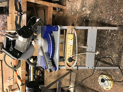 MITRE SAW ELU woodworking with stand