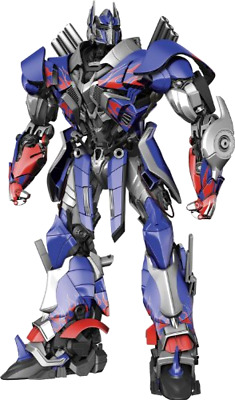 Age of Extinction OptimusPrime Peel and Stick Giant Decal Christmas Holiday Gift