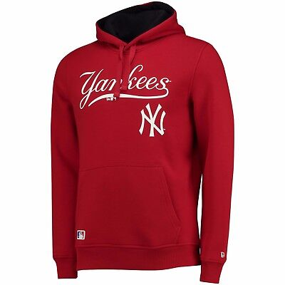 Adults Small New York Yankees New Era Pop Hoodie H1320