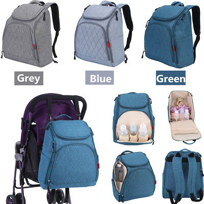 Multifunctional Diaper Backpack Nappy Baby Mummy Changing Bag Travel Bags New