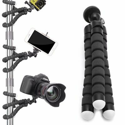 Flexible Tripod Stand Gorilla Monopod Mount Holder Octopus For GoPro Camera