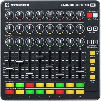 Novation Launch Control XL MK2 Controller Midi Usb per ableton live