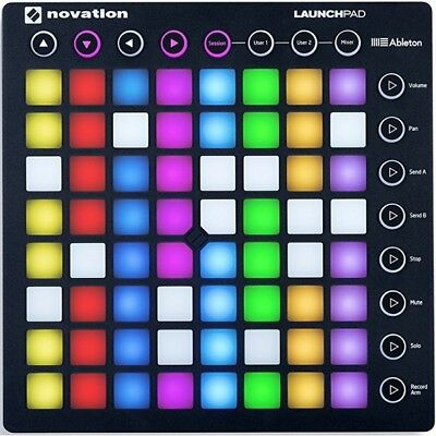NOVATION Launchpad MK2 Controller Pad per Dj con LED RGB