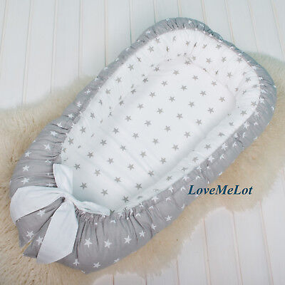 Baby Nest, babynest, co sleeper, nest bed, toddler baby nest naps, crib bumper