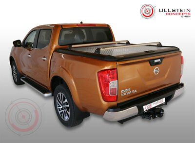 nissan navara d23 np 300 double cab laderaumabdeckung. Black Bedroom Furniture Sets. Home Design Ideas