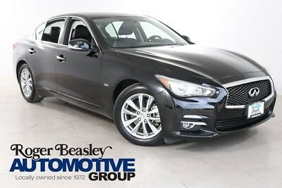2017 Infiniti Q50  2017 INFINITY Q50 NAVIGATION LEATHER SUNROOF ALLOYS DUAL ZONE A/C BOSE