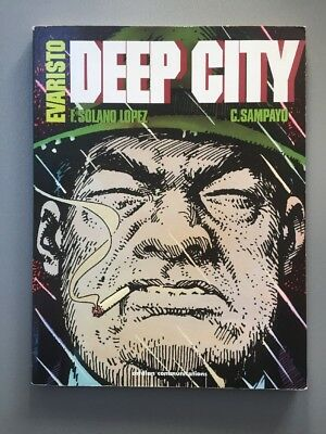 Deep City / Evaristo GN VG