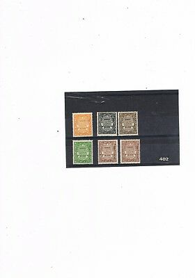 Egypt Stamps #402 Mounted Mint Officials Of 1926-35 Sgo138..................