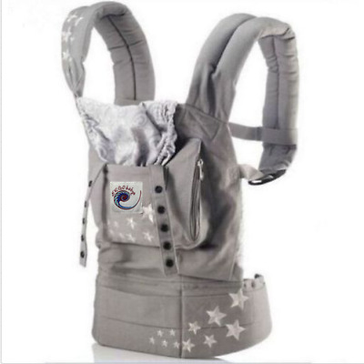 ERGO Original Baby Carrier Galaxy Grey