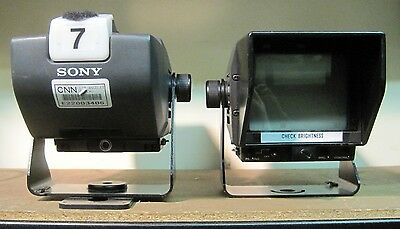 "Sony Bvf-55 Electronic Viewfinder 5"" Monitor 16:9/4:3 Widescreen"