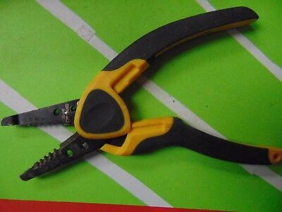 Ideal Industries Kinetic Reflex T Stripper Wire Stripper, 10-18 AWG Solid Wire
