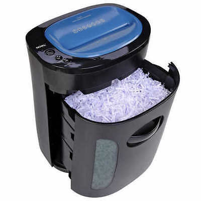 Royal Heavy Duty Cross Cut Paper Shredder 1216X Ultra Quiet