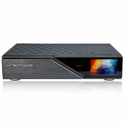 Dreambox DM920 UHD 4K 1x DVB-CT2 Dual/Twin Tuner E2 Linux PVR Receiver