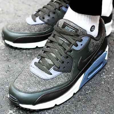 huge selection of 9c4bd 9b154 NIKE AIR MAX 90 PREMIUM Herrenschuhe Turnschuhe Schuhe Herren Sneaker  700155-300