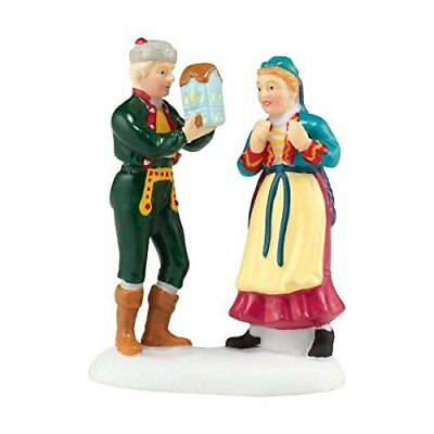 Department 56 Alpine Village A Little House Music Accessory, 0.98 inch