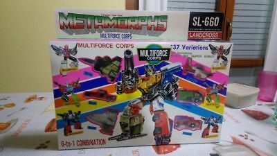 Transformers Landcross sl-660 Metamorphs