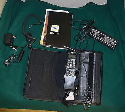 Vintage GTE Cell Phone Type SCN2497B
