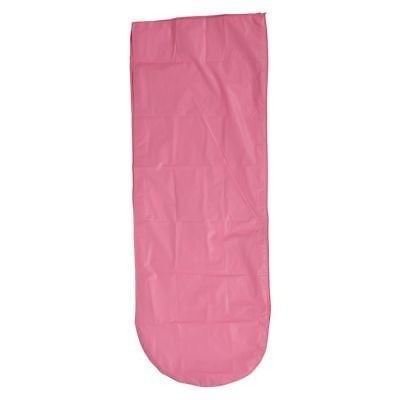 Wedding Garment Storage Cover Bag Protector Zipper Pink TS