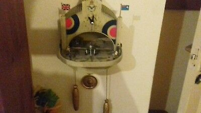 Rare Royal Airforce WW2  Clock