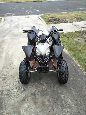 Quad bike Polaris outlaw 90 2007