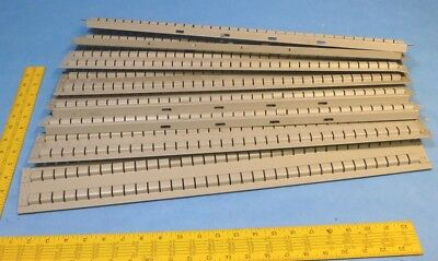 """(8 quan) LISTA Brand Dividers/partitions for Tool Cabinet drawers 3"""" Tall"""