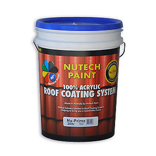 Nutech Smart Coat Roofing Paint Painting