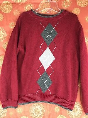 Gymboree - Boys Sweater - Red - Size 5