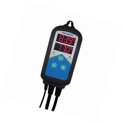 Inkbird Digital Temperature Controller Thermostat & Timer Time Switch AC 100~240