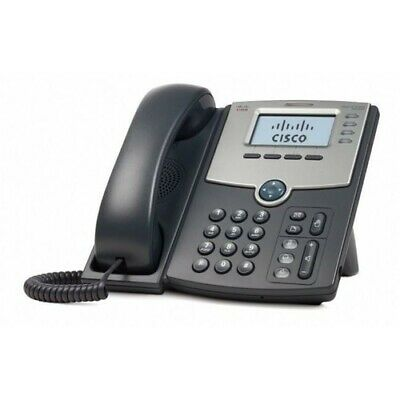 Cisco SPA504G 4 line IP phone - refurbished