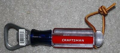 CRAFTSMAN Bottle Opener Tool With Screwdriver Handle