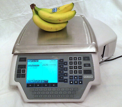 Hobart Quantum Scale & Printer 29032-BJ with WiFi