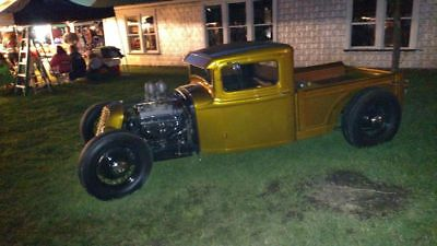 1934 Ford Other Pickups  1934 Ford pickup