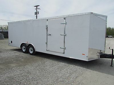 Rc 24' Enclosed Carhauler Trailer *year End Sale Going On Now @ Dr Trailer Sales