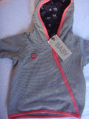 Cotton On Baby Hooded Jacket Size 000Bnwt