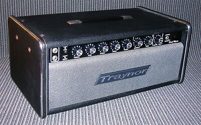 1973 Traynor YRM-1 Reverb Master ~ ALL ORIGINAL, NO REPAIRS - MINTY CONDITION!!!