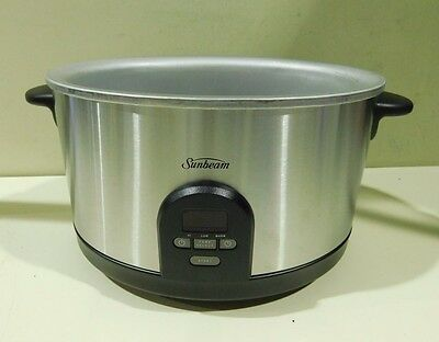 Genuine Main Assembly For Sunbeam HP5590 SecretChef Electronic Slow Cooker