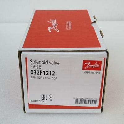 1PC  Danfoss solenoid valve EVR6 032F1212 body