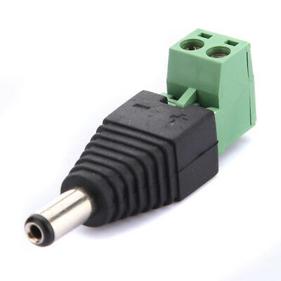 2.1mm DC Plug Power Adapter For CCTV Security camera