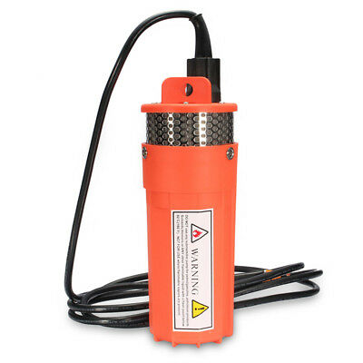 DC 24V Deep Solar Submersible Well Water Pump Solar Battery Alternate Energy