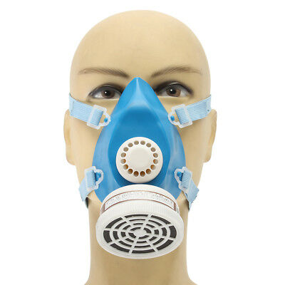 A-3 Self Priming Filter Type Antivirus Protect Mask Prevent Harmful Gas Face Saf